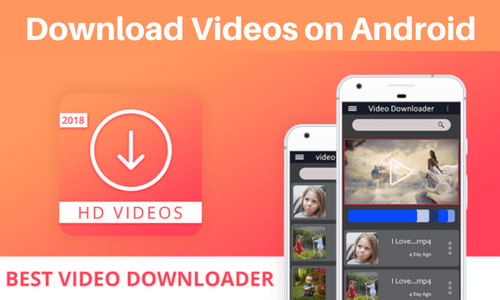 Video downloder for android